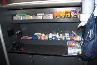 L'espace nutrition de Saxo Bank