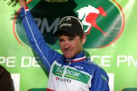 Thomas Voeckler, leader de la Coupe de France