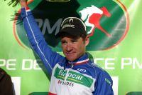 Thomas Voeckler, leader de la Coupe de France