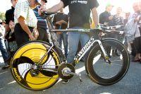 Le vélo de Tony Martin