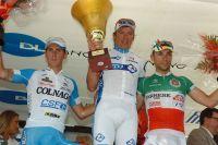 Hutarovich, Belletti et Visconti composent le podium de la Coppa Bernocchi