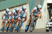 Les Androni Giocattoli en route vers la victoire