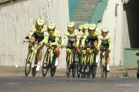 L'équipe Farnese Vini-Neri Sottoli