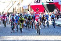 Claudio Corioni devance les sprinteurs à Rovigo