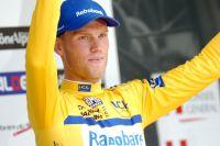 Lars Boom en jaune