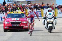 Joaquim Rodriguez vainqueur au Collet d'Allevard
