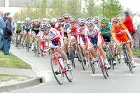 Le Team Katusha en tête du peloton