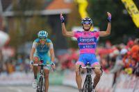 Matteo Bono triomphe à Genk