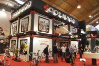 Le stand Colnago à l'Eurobike