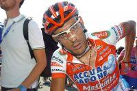 Fabio Taborre à l'arrivée des Trois Vallées Varésines