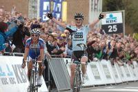 Sylvain Chavanel s'incline, Nick Nuyens gagne le Tour des Flandres