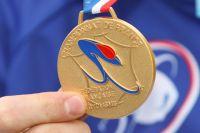 La médaille d'or, le rêve de tous...