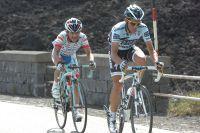 José Rujano s'accroche dans le sillage d'Alberto Contador