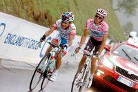 José Rujano emmène Alberto Contador : le pacte de non-agression est conclu