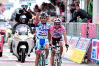A Grossglockner, José Rujano s'impose avec la bénédiction d'Alberto Contador
