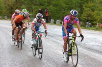Vers Grossglockner, Scarponi et Rujano chatouillent encore un Contador impassible et sur le point de bondir
