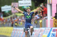 A bout de souffle, Francisco-José Ventoso dresse deux bras victorieux