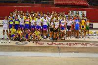 La jeunesse au Palais des Sports de Grenoble