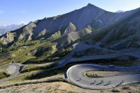Le col de l'Izoard et ses belles courbes