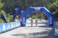 La victoire se joue au sprint aux Arcs 1800 !