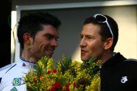 Julien Antomarchi et Frédéric Rostaing