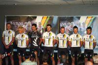 L'équipe HTC-Highroad pour le Tour Down Under