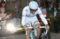 Fabian Cancellara maîtrise le chrono