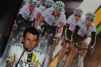 Mark Cavendish, chef de file des HTC-Highroad