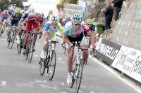 Philippe Gilbert donne un coup d'accélérateur dans le Poggio