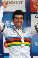 Pierre-Henri Lecuisinier est champion du monde Juniors