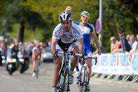 Florian Hervo s'empare de la deuxième place