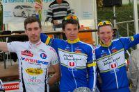 Le podium d'Orvault-Saint-Nazaire-Orvault