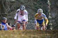 Niels Albert contre Kevin Pauwels
