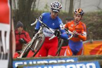 Matthieu Boulo, double champion de France Espoirs de cyclo-cross
