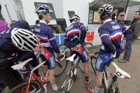 L'équipe de France de cyclo-cross