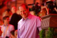 Christian Prudhomme souriant