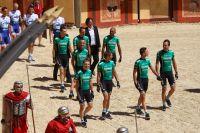 Les 198 coureurs du Tour rentre dans l'arène !