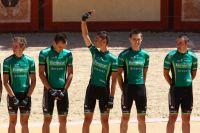 Christophe Kern participe à son 3ème Tour de France