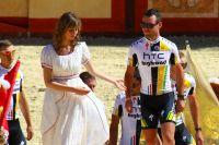 Mark Cavendish en bonne compagnie comme toujours !
