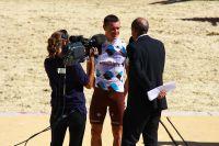 Nicolas Roche, leader d'Ag2r-La Mondiale