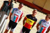 Jurgen Van Den Broeck et Philippe Gilbert