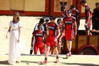 Cadel Evans en leader du BMC Racing Team