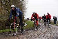 Reconnaissance Paris-Roubaix Challenge
