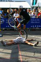 Les Moniteurs Cyclistes Français font le show