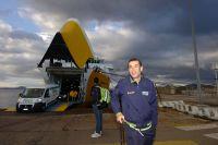 Vincenzo Nibali débarque en Sardaigne pour y faire sa rentrée 2011