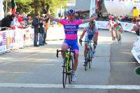 Damiano Cunego retrouve la victoire