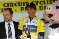 Daniele Bennati leader du Circuit de la Sarthe