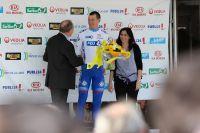 Anthony Roux récompensé sur le Circuit de la Sarthe