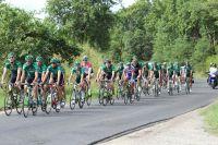 Le Team Europcar sillonne les routes de la Guadeloupe