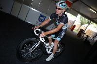 Stuart O'Grady prêt à honorer le maillot du Team Leopard-Trek